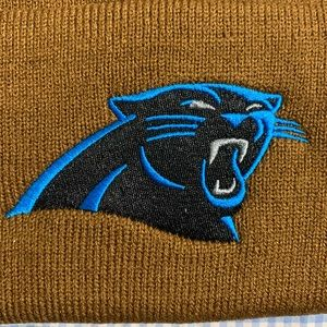 Carhartt Accessories - Carolina panthers Carhart X '47 cuff knit  beanie